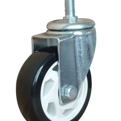 Swivel Threaded Stem Industrial Caster